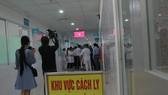 Bệnh viện 199 cách ly 5 người Trung Quốc