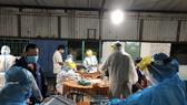 Có 600 đến 700 người ra vào khu vực lò mổ Đà Sơn