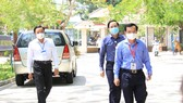Đà Nẵng: Bộ GD-ĐT kiểm tra công tác tổ chức Kỳ thi tốt nghiệp THPT đợt 2