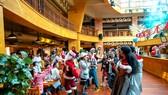 Nhiều du khách lựa chọn tham quan Đà Nẵng dịp cuối năm