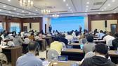 Hội nghị nhằm cập nhật các văn bản pháp luật và giải đáp các vướng mắc, khó khăn cho doanh nghiệp Nhật trong quá trình sản xuất kinh doanh, sinh sống tại Đà Nẵng