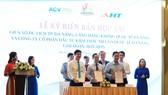 Sở Du lịch Đà Nẵng, Cảng Hàng không Quốc tế Đà Nẵng và Công ty Cổ phần Đầu tư Khai thác Nhà Ga Quốc tế ký kết Biên bản thỏa thuận về hợp tác xúc tiến phát triển đường bay