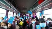 Đà Nẵng hỗ trợ xe đưa 3.000 lao động về quê đón tết