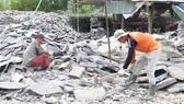 Đầu tư xây dựng cụm công nghiệp làng nghề đá chẻ Hòa Sơn