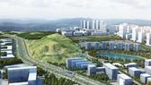 Xúc tiến đầu tư khu CNTT tập trung Đà Nẵng số 1 (thuộc xã Hòa Liên, huyện Hòa Vang, TP Đà Nẵng)