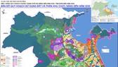Bản đồ quy hoạch sử dụng đất và phân khu chức năng TP Đà Nẵng đến năm 2030