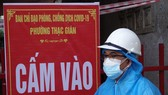 Khi dịch bệnh trở nên phức tạp, Đà Nẵng lập nhiều khu vực cách ly, tổ phòng chống Covid-19 cộng đồng trở thành lực lượng tuyến đầu đồng hành cùng chính quyền và trực tiếp vận động người dân tham gia phòng chống dịch Covid-19
