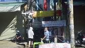 Lực lượng chức năng kiểm soát chặt chẽ các hẻm, khu chung cư