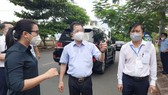 Ông Nguyễn Văn Quảng cho rằng trạng thái của TP Đà Nẵng là luôn sống cùng với dịch
