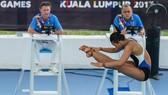 Đội tuyển nhảy cầu của Malaysia có nữ VĐV dính doping.