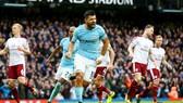 Aguero lập kỷ lục ghi 177 bàn thắng ở giải Ngoại hạng. Ảnh: Getty Images