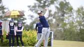 Golfer thi đấu tại giải TaylorMade Challenge 2017. Ảnh: DŨNG PHƯƠNG