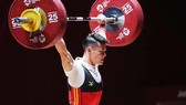 Rất nỗ lực nhưng Thạch Kim Tuấn chỉ đoạt được HCB hạng cân 56kg nam. Ảnh: DŨNG PHƯƠNG