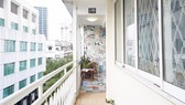 Một căn hộ cho thuê airbnb tại quận 1, TPHCM.  Ảnh: HUY ANH