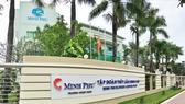 Một góc Công ty cổ phần tập đoàn thủy sản Minh Phú hôm nay