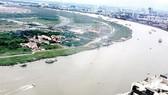 Nghiên cứu thiết kế kiến trúc cầu đi bộ qua sông Sài Gòn