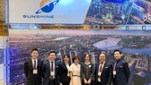 Sunshine Homes gây ấn tượng tại Realty Korea Expo 2019