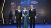 ACV nhận giải thưởng