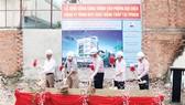 Khởi công xây dựng công trình Văn phòng đại diện Công ty Xổ số kiến thiết Đồng Tháp tại TPHCM