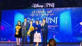 PNJ bắt tay với Walt Disney
