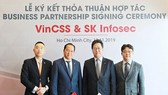 VinCSS ký thỏa thuận hợp tác an ninh mạng với SK Infosec