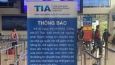 """Sau 1 tháng thực hiện """"sân bay yên lặng"""": Hành khách lỡ chuyến giảm"""