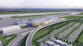 Phối cảnh Cảng hàng không quốc tế Phú Bài
