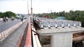ĐBSCL: Chuẩn bị đưa vào sử dụng cầu Tân An, cầu Quang Trung