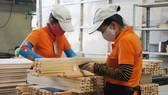 Lâm sản, đồ gỗ tiếp tục xuất siêu