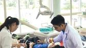 Trung tâm chăm sóc sức khỏe cho sinh viên