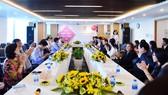SCB và Hiệp hội Doanh nghiệp TPHCM đã có buổi gặp gỡ đầu Xuân Canh Tý
