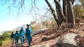 Những người lính áo xanh giữ rừng