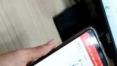 Giao diện App bán hàng online của Saigon Co.op đơn giản và dễ sử dụng