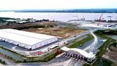 Cảng biển quốc tế Long An được xem là lợi thế quan trọng của tỉnh Long An so với các địa phương khác trong vùng. Ảnh: CÔNG TOẠI