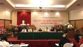 Đại hội đại biểu Hội Văn nghệ dân gian nhiệm kỳ VIII (2020-2025). Ảnh: Báo Đại đoàn kết