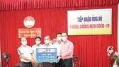 SCB chung tay ủng hộ Đà Nẵng phòng chống dịch Covid-19