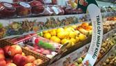 Trái cây có nguồn gốc rõ ràng trong siêu thị