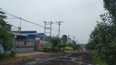 Các nhà xưởng với quy mô lớn được xây dựng trong CCN Phước Tân
