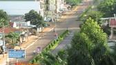 Một góc thị xã Phước Long