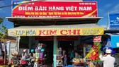Hàng Việt tại điểm bán hàng ở Đồng Nai