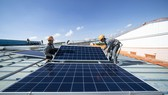 TPHCM: Lắp đặt điện mặt trời áp mái tăng nhanh