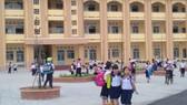 Trường Tiểu học Long An được xây dựng đạt chuẩn quốc gia. Ảnh: HOÀNG BẮC