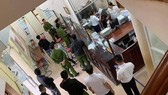 Một chi nhánh ngân hàng bị cướp 200 triệu đồng