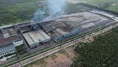 Một nhà máy xử lý chất thải rắn sinh hoạt tại xã Hiệp Phước, huyện Củ Chi. Ảnh: CAO THĂNG