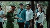 """Đội K13 phá án trong phim """"Kẻ sát nhân cô độc"""""""