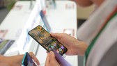 Vsmart Aris 5G ra mắt tại một sự kiện công nghệ