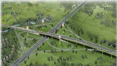 Đấu nối đường 319 vào cao tốc TPHCM - Long Thành trước ngày 31-12-2020