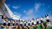 Học viên Học viện Hàng không Việt Nam