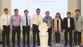 Lễ công bố giải thưởng Thương hiệu Vàng TPHCM. Ảnh: VGP/Lê Anh