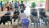 Nhân viên Shinhan Finance hiến máu trong thời điểm máu khan hiếm tại Đà Nẵng